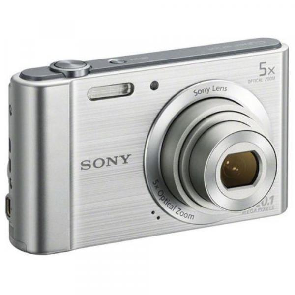 """Câmera Digital Sony Cyber-shot Dsc W800 20.1mp 2.7"""""""