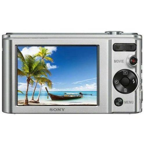 """Câmera Digital Sony Cyber-shot Dsc-w800 20.1mp 2.7"""""""