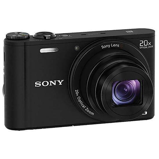 """Câmera Digital Sony Cyber Shot Dsc-wx350 18.2mp 3.0"""""""
