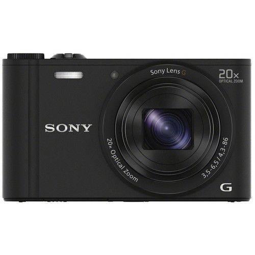 Câmera Digital Sony Cyber-shot Dsc-WX350