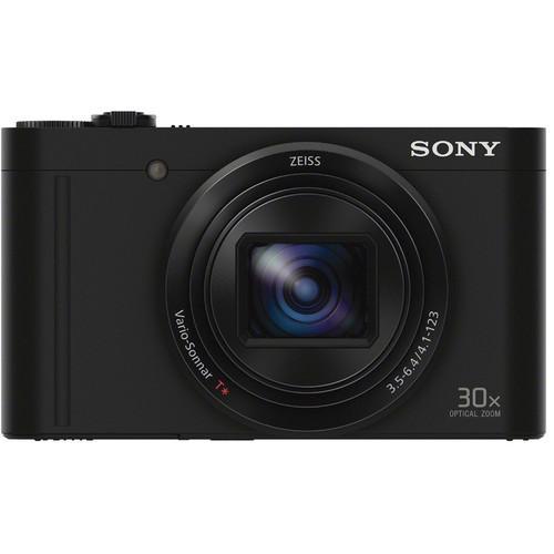 Câmera Digital Sony Cyber-Shot Dsc-Wx500