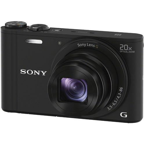 Camera Digital Sony Cyber-shot Dsc- Wx350