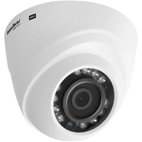 Câmera Dome Infravermelho Multi HD 4 em 1 Intelbras VHD 1120D G3 HD 720p 2,8mm - HDCVI, HDTVI, AHD, ANALÓGICO