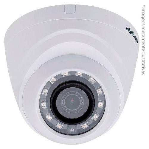 Câmera Dome Multi HD Intelbras Vhd 1010d com Infravermelho e Lente 3.6mm G3 720p