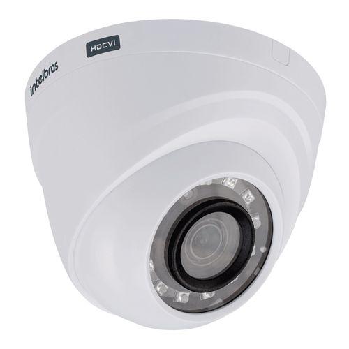 Camera Dome Vhd 1010 D G3 Multi-hd Ir 20 3,6mm Resolucao Hd Intelbras