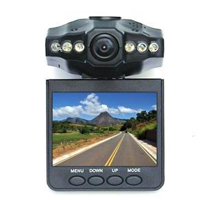 Câmera Dvr Veicular Filmadora Automotiva Carro Dvr Lcd