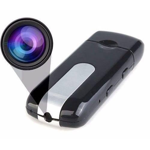 Tudo sobre 'Câmera Espia Pendrive Espião Filma Sensor de Movimento Fotos'