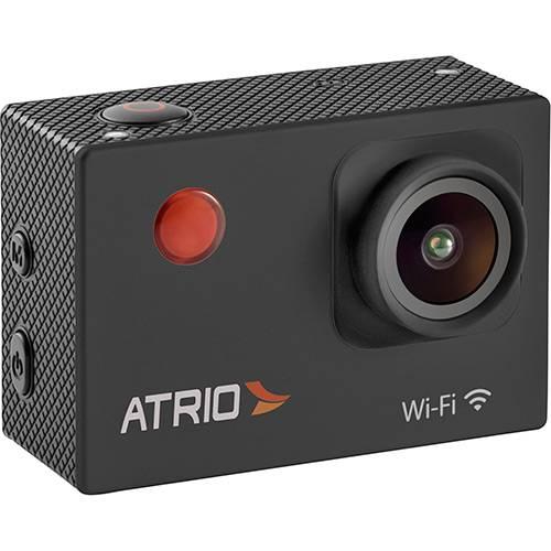 """Câmera Filmadora Atrio Fullsport Cam 2.0 Full HD Lente Angular 140° Tela 2.0"""" WiFi"""