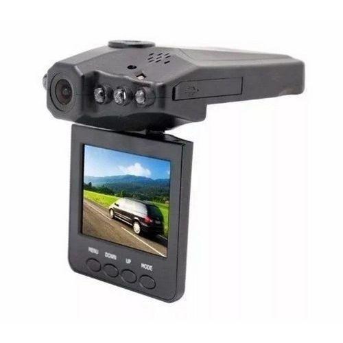 Camera Filmadora Veicular Automotiva Hd Visão Noturna