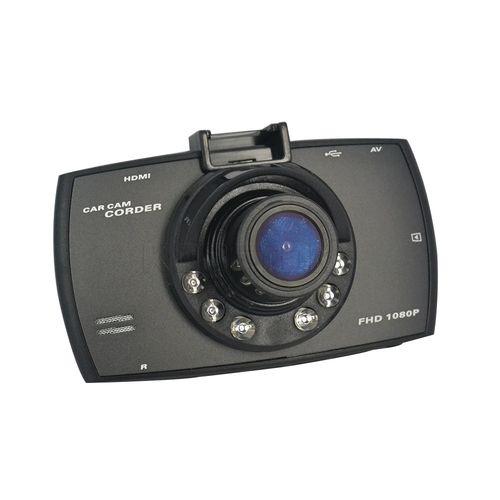 Câmera Filmadora Veicular Automotiva Hd Visão Noturna