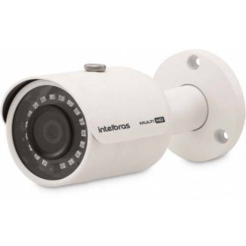 Camera Hdcvi Vhd 3430 B G4 (4 Megapixel) Lente 3,6mm Sensor 1/3 - Infravermelho de 30 Metros - Uso Interno e Externo