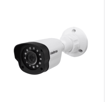 Camera Infra Vm 1120 Ir G 4 2X1 Lente 2,6Mm
