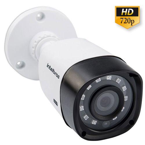 Câmera Infravermelho 720p Multi-hd Vhd 1120 B Ir20 Lente 2,6mm G4 - Intelbras