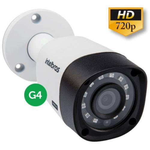 Câmera Infravermelho Multi Hd Vhd 3120 B Ir 20m Lente 2,6 Mm 1/4 G4 - Intelbras