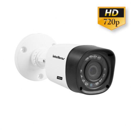Câmera Infravermelho Multi-hd Vhd 1010 B Ir10 Lente 3.6 Mm Bc G4 - Intelbras