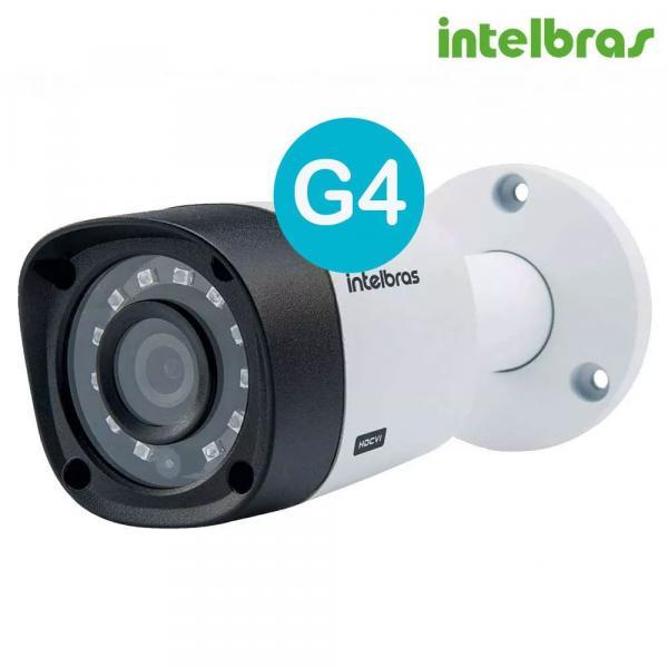 Camera Infravermelho Bullet Hd Vhd 3130 B G4 30Mts Intelbras