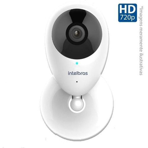 Camera Intelbras Mibo Wi-fi Ic3