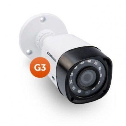 Câmera Intelbras Multi HD 1080p 3,6mm 20m Bullet Vhd 1220B G3