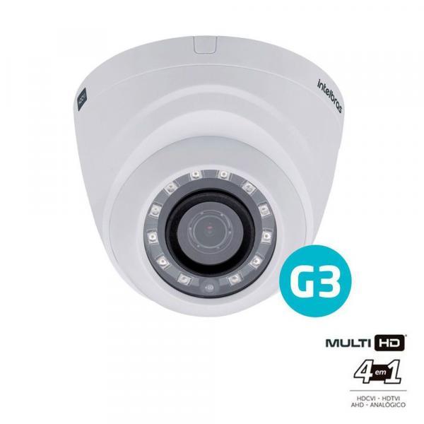 Câmera Intelbras Multi Hd 3.6 Mm 30 Mts VHD 3230B Full Hd C/infr. G3 - 1080P
