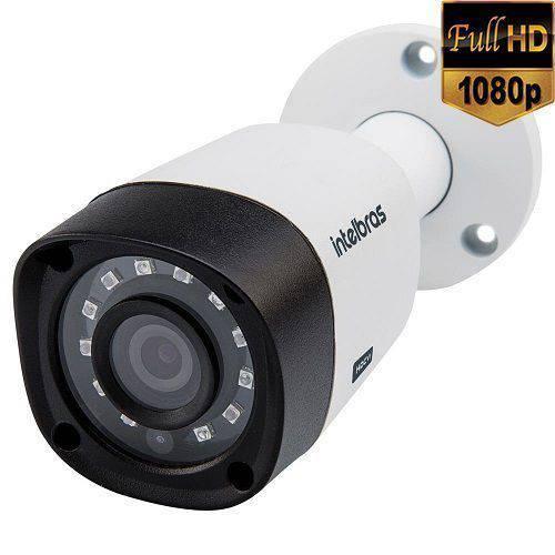 Câmera Intelbras Multi HD 3.6 Mm 20 Mts VHD 1220B Full HD C/infr. G4 - 1080P