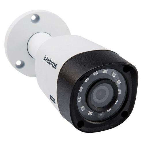 Câmera Intelbras Multi Hd 720p 3,6mm 30m Bullet Vhd 3130b G4