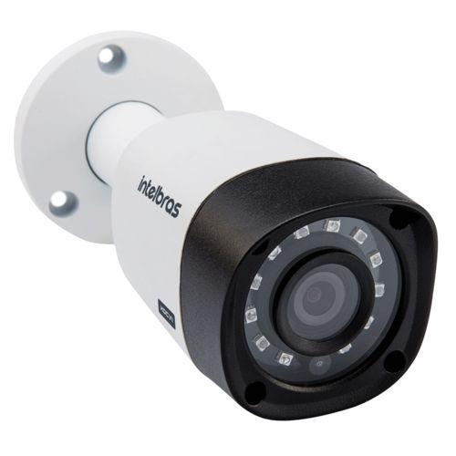 Câmera Intelbras Multi HD 720p 2,6mm 30m Bullet Vhd 3130B G4