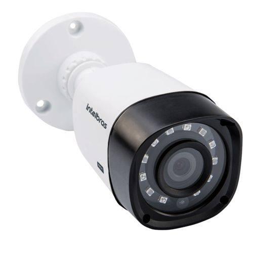 Câmera Intelbras Multi HD 720p 3,6mm 10m Bullet Vhd 1010B G4