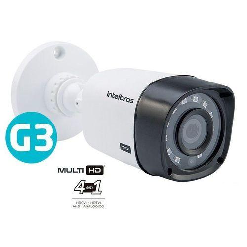 Câmera Intelbras Multi HD Infravermelho VHD1120 2.88mm