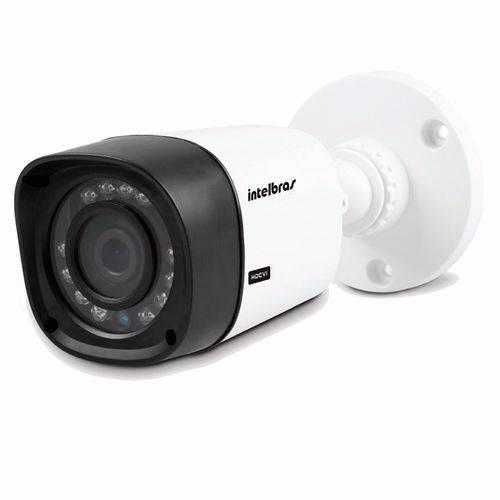Câmera Intelbras Multi HD Vhd 1010B com Infravermelho e Lente 3.6mm G4 720P