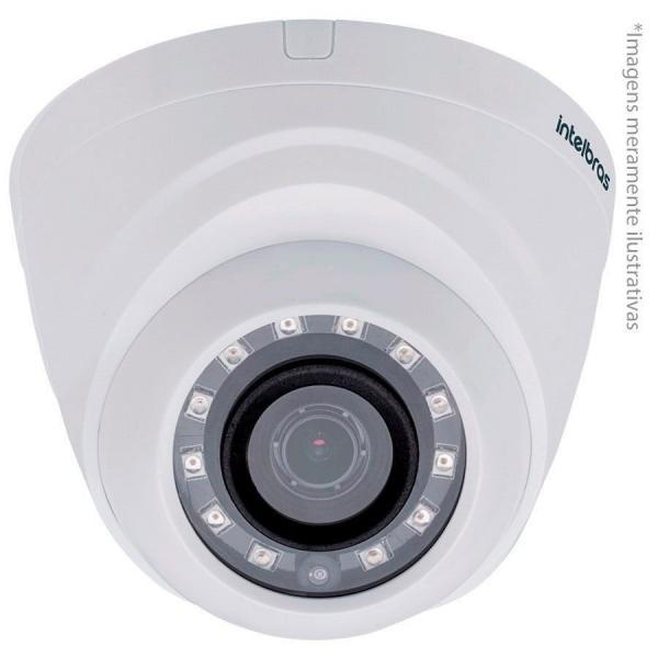 Câmera Multi Hd 2.6 Mm 20 Mts Vhd 1120D 720P G4 Intelbras