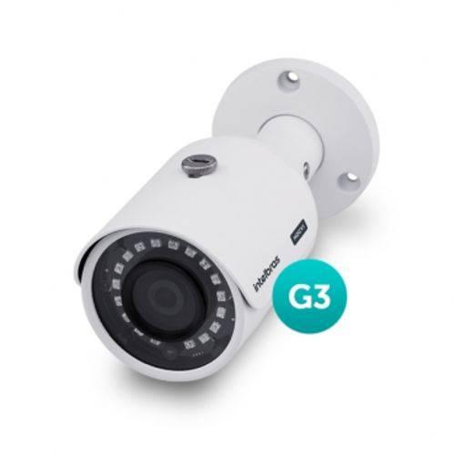 Câmera Multi Hd Hdtvi 1 Mega 2.8mm Vhd 3130 B G3 Intelbras