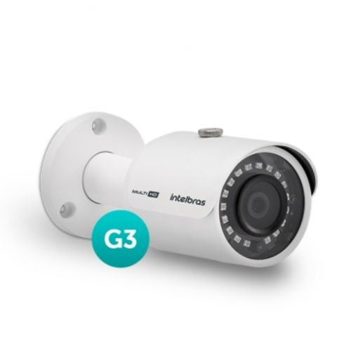 Câmera Multi Hd Ahd 3.6mm 30metros Vhd 3230 B G3 Intelbras