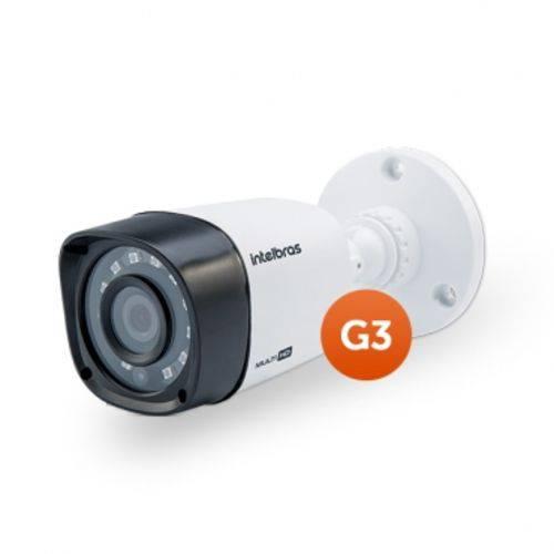 Câmera Multi Hd Hdcvi 3.6mm 20 Metros Vhd 1220 B G3 Intelbras
