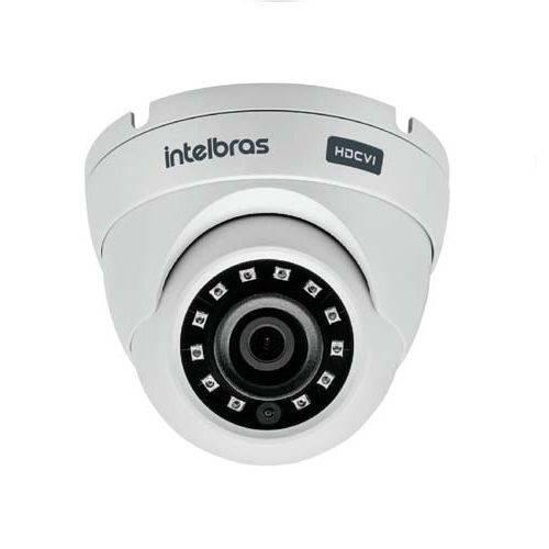Câmera Multi Hd Hdcvi Série 1000 3.6 Mm Vhd 1010 D G3 Intelbras