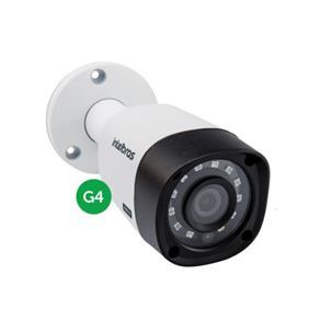 Câmera Multi HD HDTVI 1 Mega 3.6mm 30m VHD 3130 B G4 Intelbras