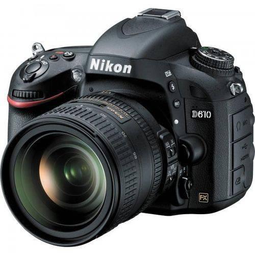 Tudo sobre 'Câmera Nikon D610 com Lente 24-85mm Vr'