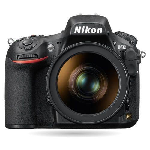 Tudo sobre 'Câmera Nikon Dslr D810 Corpo da Câmera'