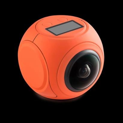 Câmera Panorâmica X-Pheral Wifi com Óculos V.R Atrio