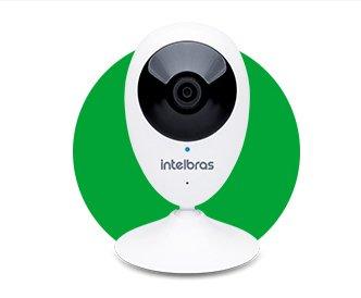 Camera Wi-Fi Intelbras Ic3 - Hd720P