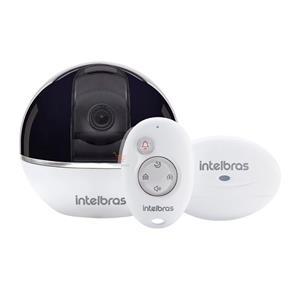 Câmera Wifi Intelbras Ic7s 360 Graus 4mm 1/3 1080p Alarme