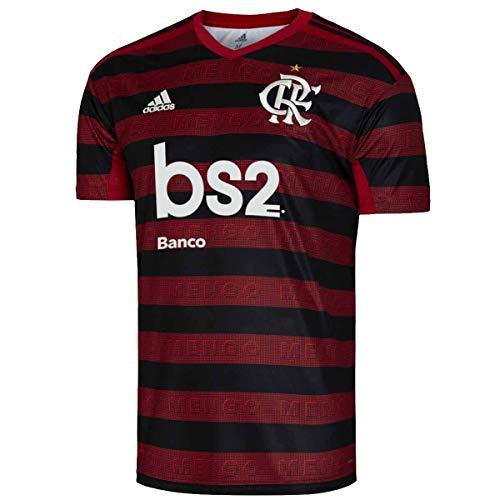 Tudo sobre 'Camisa Adidas Flamengo I 2019 com Patrocínio'