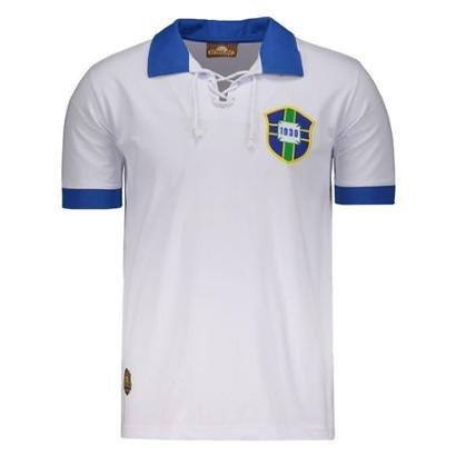 Camisa Brasil Retrô 1930 Masculina