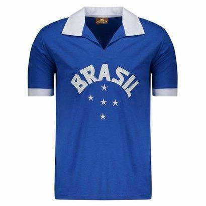 Camisa Brasil Retrô 1952 Masculina