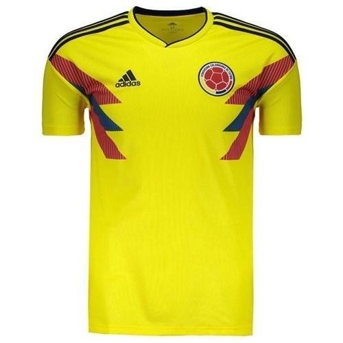 Tudo sobre 'Camisa Colombia 2018/19 (P)'