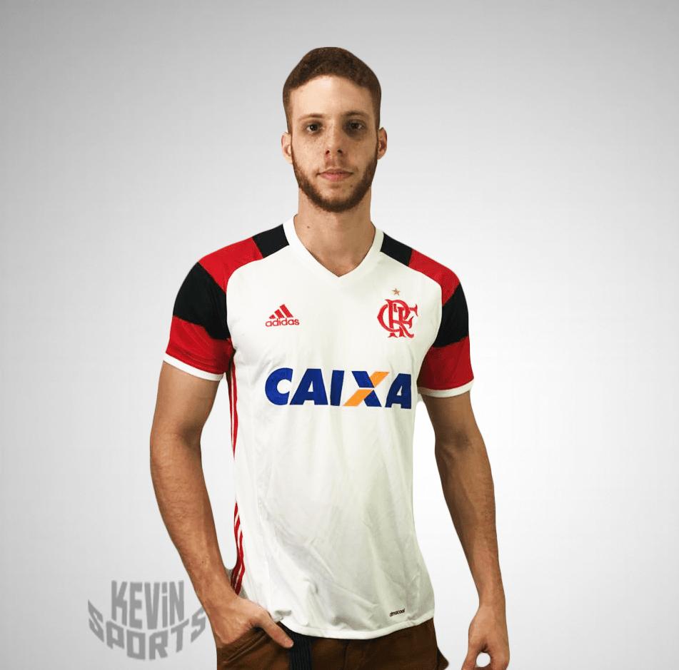 Camisa do Flamengo Ii 2016 (P)