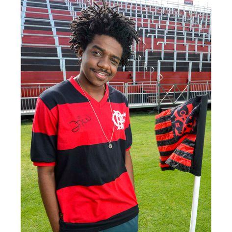Camisa Fla Libertadores Zico Braziline P