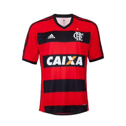 Tudo sobre 'Camisa Flamengo Adidas I Rubro-Negra 2013 2014 - D80630'