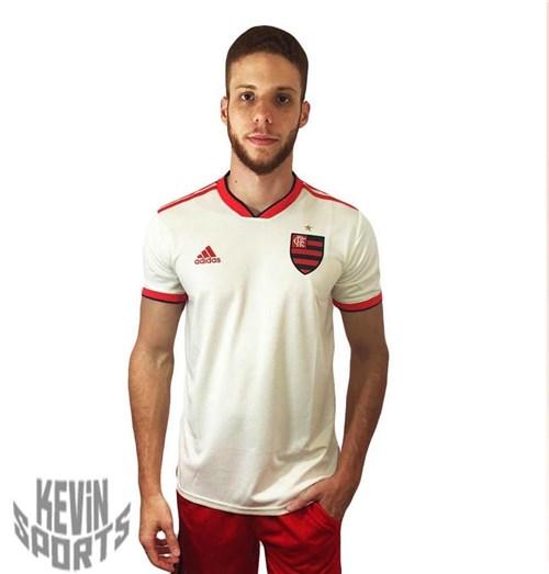 Tudo sobre 'Camisa Flamengo Adidas Ii Branca 2018 (P)'
