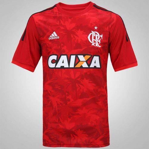 Tudo sobre 'Camisa Flamengo Adidas III 2014 Flamengueira - P'