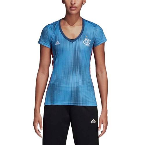 Tudo sobre 'Camisa Flamengo Feminina Jogo 3 Adidas 2018 G'